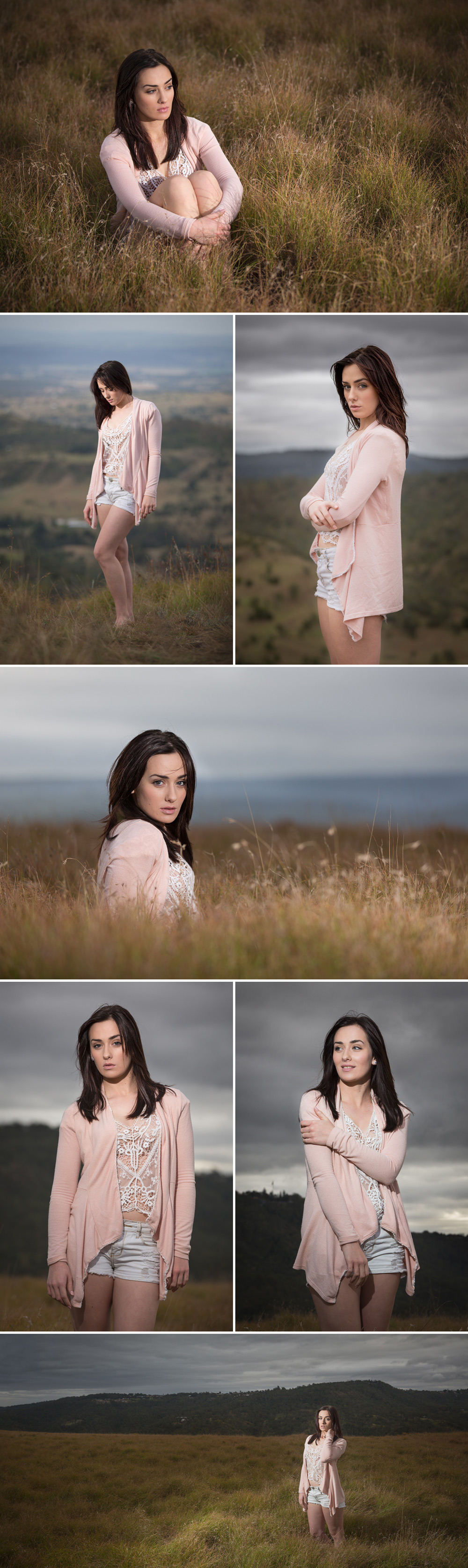 Toowoomba photographer Tabletop mountain photoshoot 2